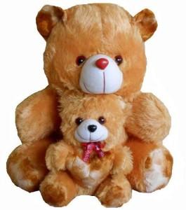 MYBUDDY mummy love baby teddy  - 20 inch