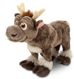 Disney Baby Sven Plush - Frozen - 11'' - New with Tags  - 25 inch