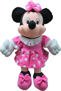 Tipi Tipi Tap Minnie Mouse Soft Toy  - 45 cm