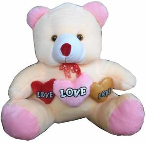 MYBUDDY big bunny soft hugable teddy  - 48 cm
