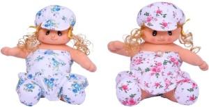 Eshtyle Gudia Doll with Gudia Doll-50cm  - 14 Inch