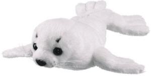 Wild Life Artist Harp Seal Pup 10