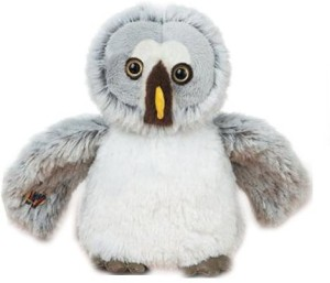 Webkinz Plush Animal Grey Owl