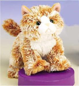 Princess Soft Toys Trixie Orange Tab 6