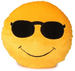 Dream Deals Smiley Cusion  - 15 inch