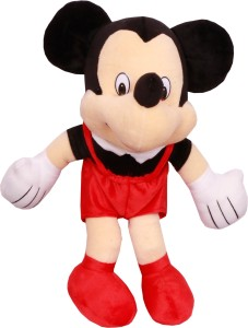 Skylofts Stuffed 12inch Disney Mickey Mouse Soft Toy  - 12 inch