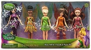 Toys & Child Disney Fairies Mini Doll Set Legend Of The Neverbeast