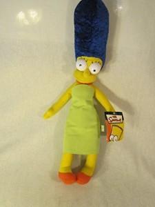 Nanco Xlarge Marge Simpson Plush 22
