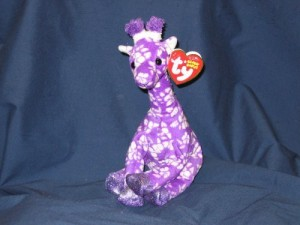 Ty Beanie Babies Sunnie Island Giraffe (Colors May Vary)