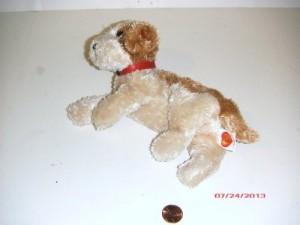 Ty Beanie Ba Banjo The Dog