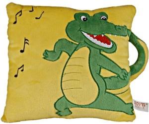 Soft Buddies Crocodile HCS  - 11 inch