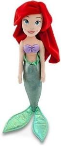 Disney 11 Inch Ariel Plush Princess Plush