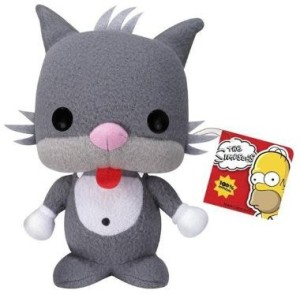 Funko Scratchy The Cat Plushie