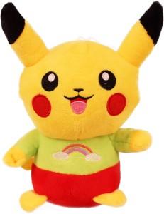 Tickles Pokemon Pikachu Stuff Toy  - 25 cm