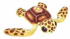 Fiesta Toys Big Eyed Sea Turtle 17