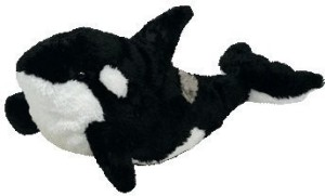 Ty Classic Plush Striker The Whale