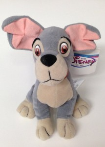 Disney Tramp Bean Bag From Lady And The Tramp