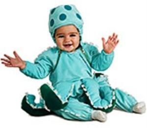 Rubie's Costume Deluxe Octopus Costume