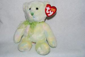 Ty Beanie Ba Flora The Bear