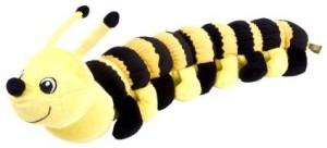 Wild Republic Caterpillar Black And Yellow 24