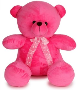 lata pink super soft cute teddy 25 cm yellow best price in india