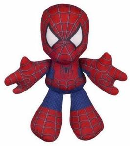 Hasbro Spiderman Super Mini Heroes Spiderman Red