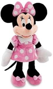 Disney Mickey Mouse Clubhouse Minnie Mouse Plush 18''