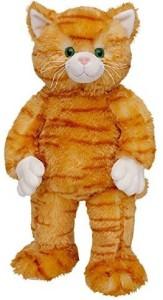 Build-a-Bear Cat Buildabear Orangestriped Cat