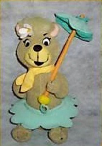 Hanna-Barbera Collection Yogi Bear'S Girlfriend Cindy Collectible Plush