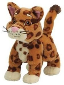 Dora the Explorer Ty Beanie Babies Collection Dora'S Friend Ba Jaguar