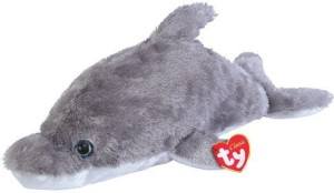 Ty Skimmer Dolphin