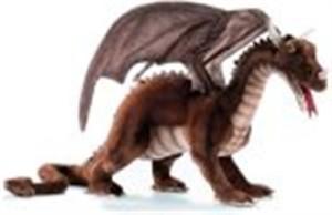Hansa Miniature Great Dragon 10 Inches High