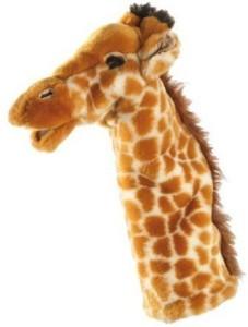 The Puppet Company Giraffe Long Sleeved Glove Puppet