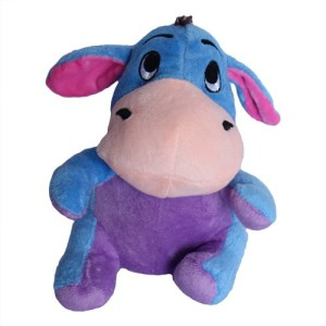 SCG Adorable Donkey Plush Toy  - 20 cm