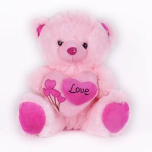 V GOLLY JOLLY NX LOVE YOU TEDDY  - 55 cm