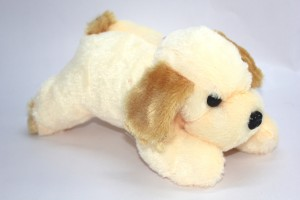 Cuddles Sleeping Puppy  - 27 cm