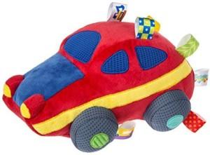 Mary Meyer Taggies Wheelies Soft Sports Car