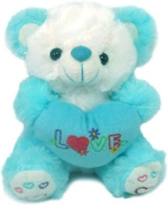 Tickles Lovely I Love You Heart Teddy  - 18 cm