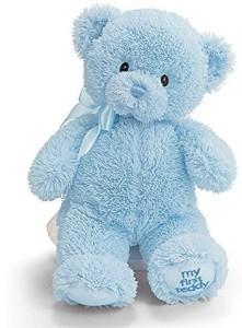 Gund My1st Teddy Blue 10