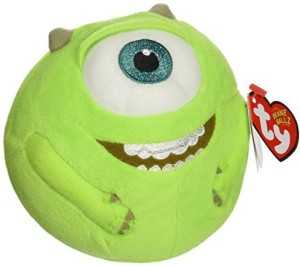 TY Beanie Babies Mike Green Eyeball Plush