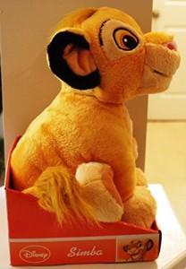 Just Play Disney Lion King Simba Plush 11