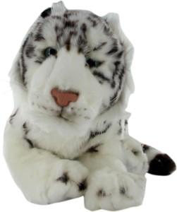 Hamleys Tara White Tiger Soft Toy  - 6.3 inch