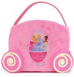 PTI Group Inc. Disney Princess Plush Easter Basket