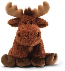 Gund Fun Thanksgiving Maxwell Moose 11