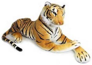 S S Mart Large Tiger Soft Toy  - 90 cm
