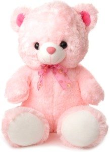 015aa33108e Dimpy Teddy Bear 45 cm Pink Best Price in India