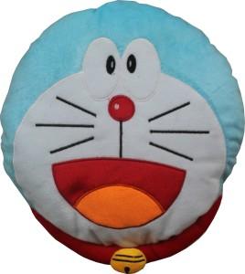 Tipi Tipi Tap Doraemon Soft Toy Cushion Pillow For Kids  - 30 cm