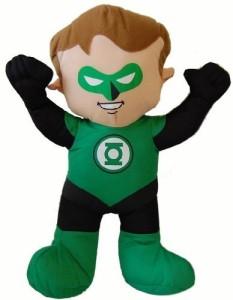 DC Comics Green Lantern Plush Super Friends Doll (9 Inch)