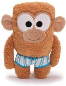 Gund Bear In Underwear Monkey 9