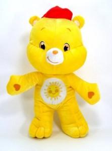 Care Bears Funshine Bear 155